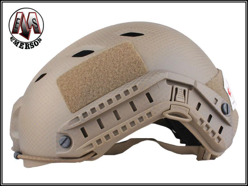 Navy Seals protective helmet Base Jump Helmet EMERSON FAST Helmet BJ TYPE EM5659C(China (Mainland))