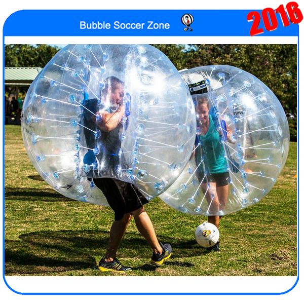 Free shipping, inflatable bubble soccer suit,bubble ball suit,human sized hamster ball for sale(China (Mainland))