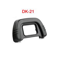 Rubber Viewfinder Eyepiece DK21 Eyecup Eye Cup as DK-21 For Nikon DK 21 D610 D600 D7000 D90 D300 D200 D100 D50 D70s D80