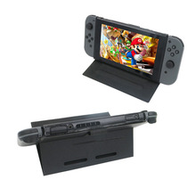 Buy PU Leather Stand Case Cover Protective Shell Flip Stand Case Foldable bracket Nintendo Switch Console NS Game Accessories for $8.44 in AliExpress store