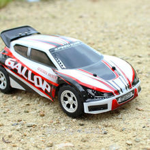 Buy HOT WLtoys WL A989 1:32 4 Channels Top Speed 25KM/H Remote Control RC Car Super Power 5 Gears Black/Red Free for $29.99 in AliExpress store