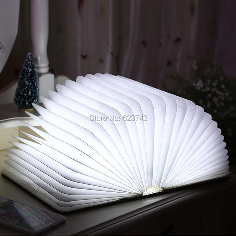 Здесь продается  Freeshipping 1 piece Foldable LED Book Lamp USB Rechargeable led Book light portable led emergency lighting   Свет и освещение