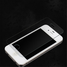 4/4s Premium explosion proof tempered glass screen protectors for iPhone 4/4s reinforced guards protective film