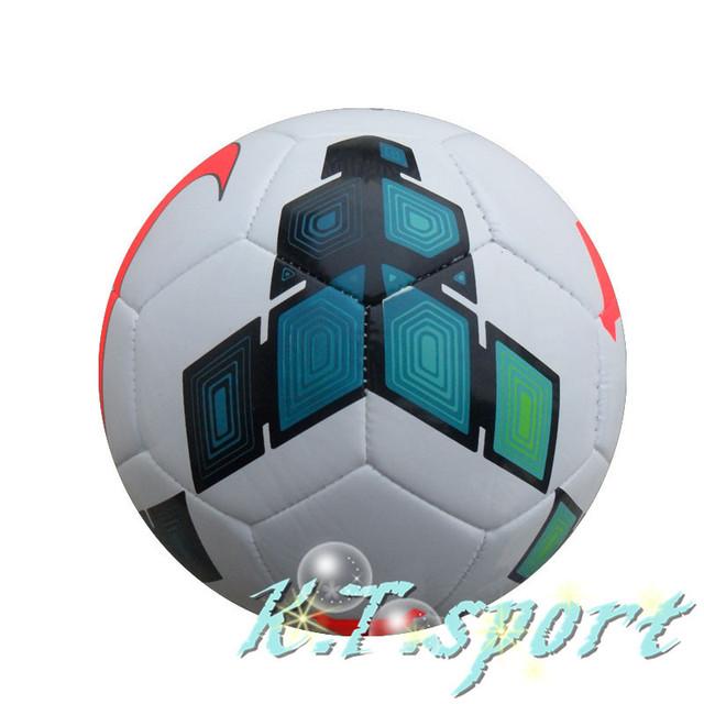 Free shipping Size 5 soccer balls  match footballs  new design  FA Premier League match ball ship randomly