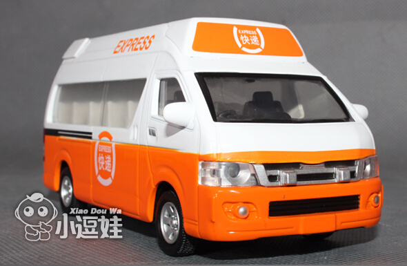 2015 Brinquedos Mail Car The Express Car The School Bus Toys Alloy Model Car Acousto-Optic Kids Toys For Children Automotivo(China (Mainland))