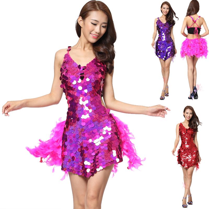 Atractivo Trajes De Baile Femenino Elaboración - Ideas de Vestido ...