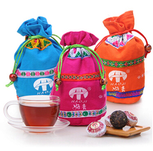 Free Shipping 150g 5 Years Super Collection Pu er tea Yunnan JiHao tea Mini Tuo Tea