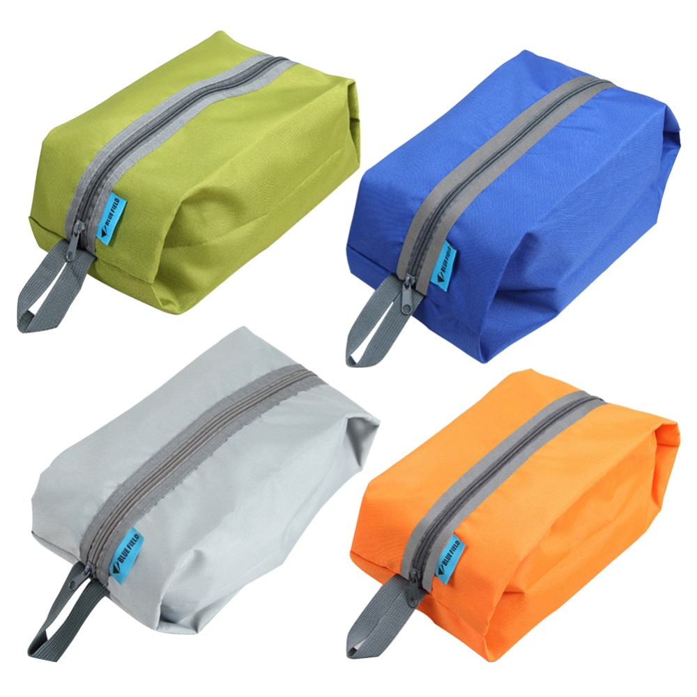 Durable Bluefield Ultralight Outdoor Camping Hiking Travel Storage Bags Waterproof Oxford Swimming Bag Travel Kits(China (Mainland))