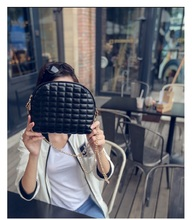 Crossbody shoulder bags 2016 women's summer handbag embroidery shell casual plaid chain small female bag