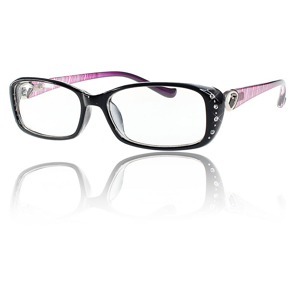 Ladies Plastic Eyeglass Frames : 2015-fashion-design-lady-style-full-rim-optical-frames ...