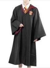 Бесплатная доставка студентов колледжа одежды для детей церемонии вручения дипломов школа одеяние плащ гриффиндора без галстука