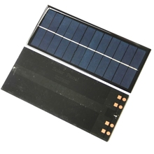 Buy High Efficiency! Mini 2.5W 6V Solar Cell Polycrystalline Solar Panel Solar Module DIY Solar Charger 213*92*3MM Free for $7.04 in AliExpress store