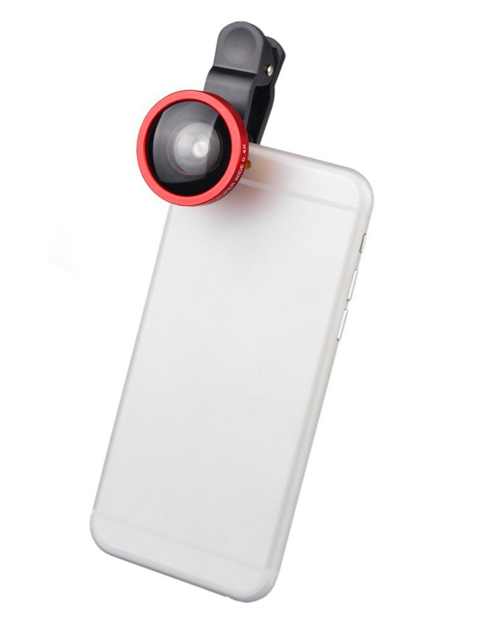 Super Wide Angle Mobile Phone Lens Universal Smartphone Camera lenses Upgrade Version For iPhone 4 4S 5S 6 Samsung free shipping