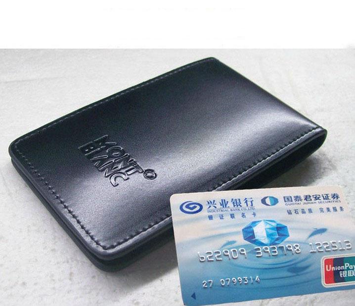 Гаджет  Slim leather multi-card-bit card pack bag Korean men Card Wallet Business Card Holder bank card holder leather None Камера и Сумки