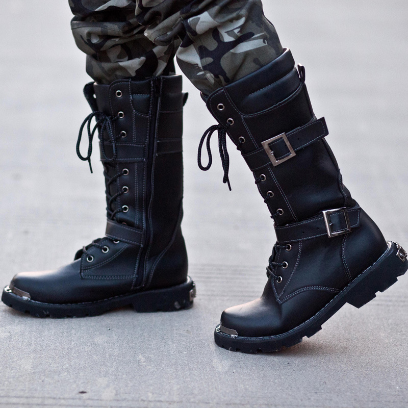 Long Boots Men - Boot Hto