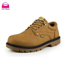 2016 New men's desert boots outdoor BOOTS Mens Boots Martin male head shoe climbing shoes work shoes(China (Mainland))