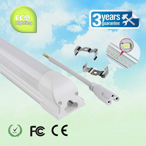 Outlets 30pcs 4ft 1200mm 1.2m 18w/ 20w LED T8 tube integrated light PC+AL 100lm/w AC100V 220V SMD2835 CE ROHS FCC PSE UL(China (Mainland))