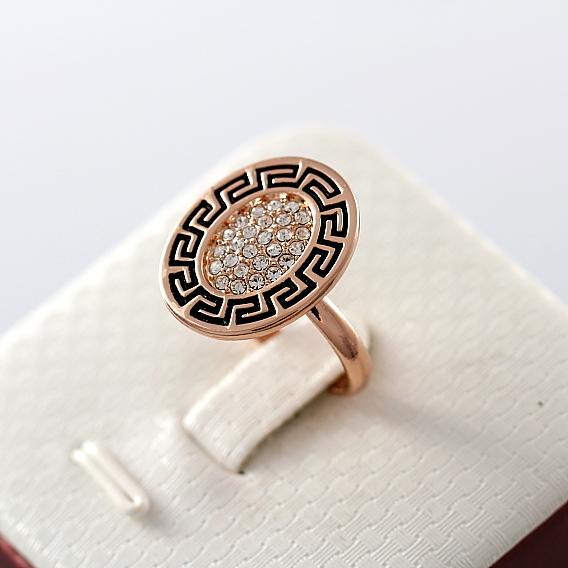 italina index finger ring quality 18k gold