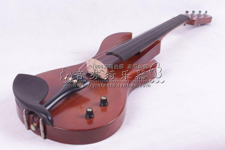 Electro-acoustic violin electronic violin mute electric violin(China (Mainland))