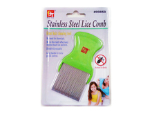 Hot sales Superdensity Anoplura flea comb pins cheopis cootie Stainless Steel Lice Comb(China (Mainland))