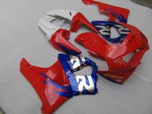 Motorcycle Fairing Kit for HONDA CBR900RR 919 98 99 CBR 900RR 1998 1999 CBR900 ABS All Hot red blue Fairings set+7gifts HJ15(China (Mainland))