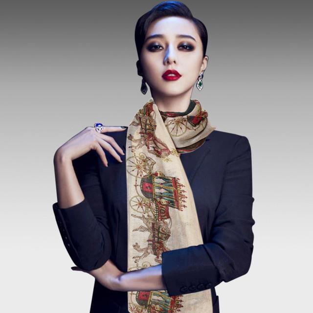 Оптовая продажа 2016 мода высокое качество горячая распродажа размер лагер стиле ретро национального шарф хлопка для женщин H39