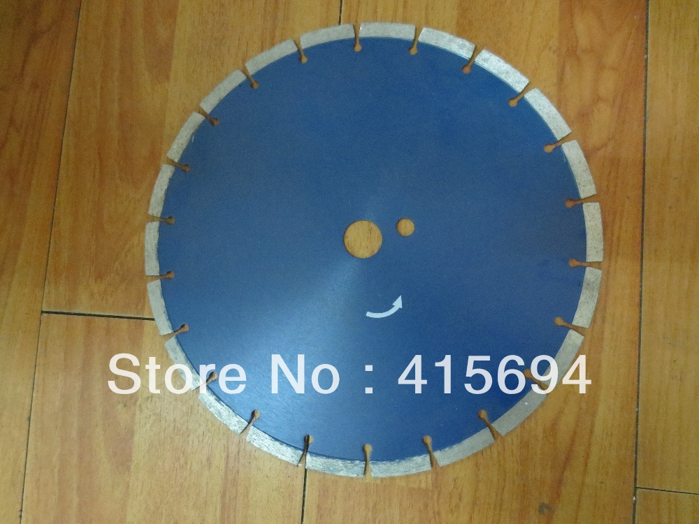 300x10x25.4-20mm cold press segment diamond saw blade for bricks, granite,marble and concrete.(China (Mainland))