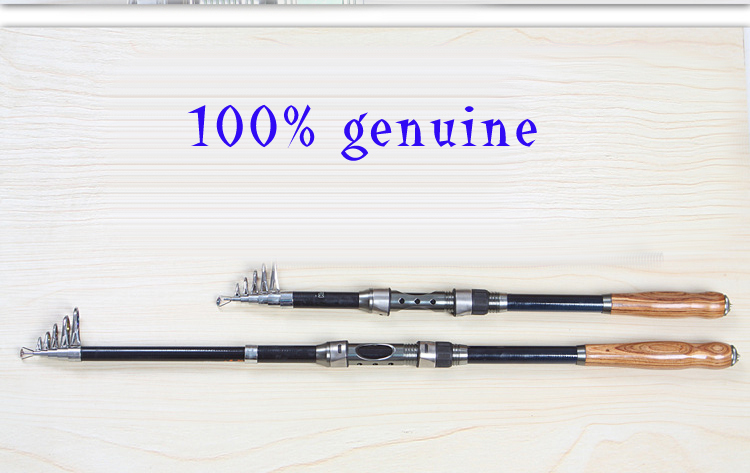 1.8 2.1 2.4 2.7 3.0 3.6 m sea fishing only Fishing rod Tackle Free Shipping Wholesale genuine high quality carbon fish pole F14(China (Mainland))