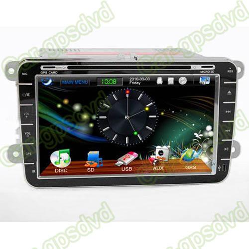 Volkswagen Passat Navigation System : Vw passat b gps navigation dvd player tv