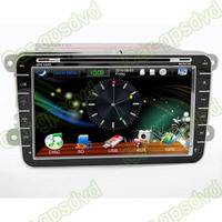 2006- 2011 VW Passat B6 GPS Navigation DVD Player ,TV,Multimedia Video Player system+Free GPS map+Free camera+ Free shipping
