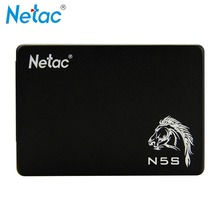 Netac N5S 120GB SSD SATA III 2.5″ Solid State Drive MLC Flash Storage Devices Disk for Laptop