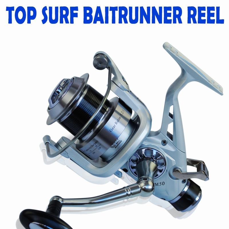 2016New Arrival Hot 11 BB carp Fishing Reels Baitrunner Reel Fishing spinning reels(China (Mainland))