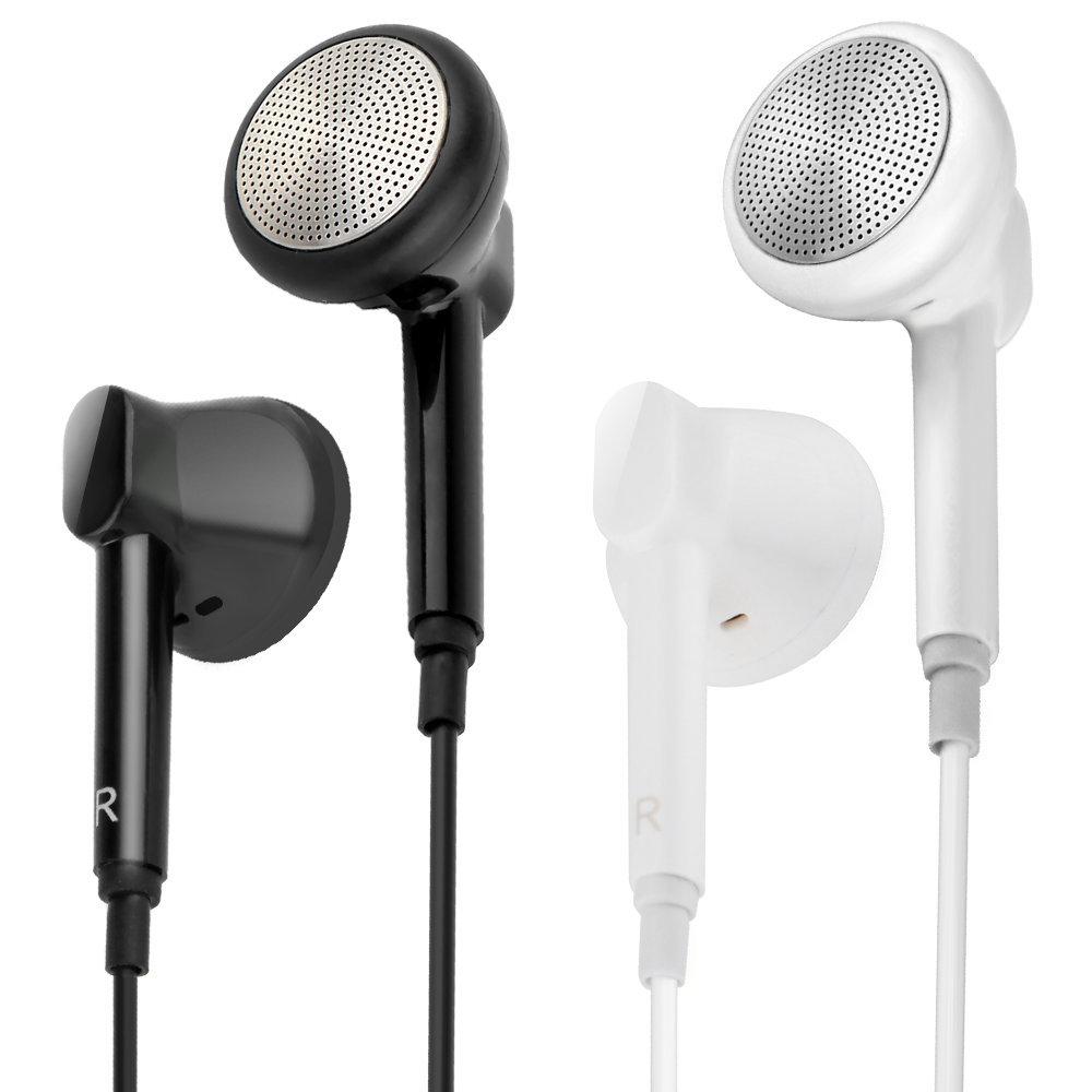Irulu 2015 Black Headset Earphone 3.5mm stereo Jack Eearbud For Irulu phones For Mobile Phone MP3 MP4(China (Mainland))