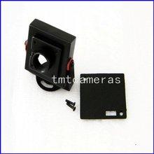 5x nero mini mtv box custodia per 32mm x 32mm cctv di sorveglianza di sicurezza video audio board camera(China (Mainland))