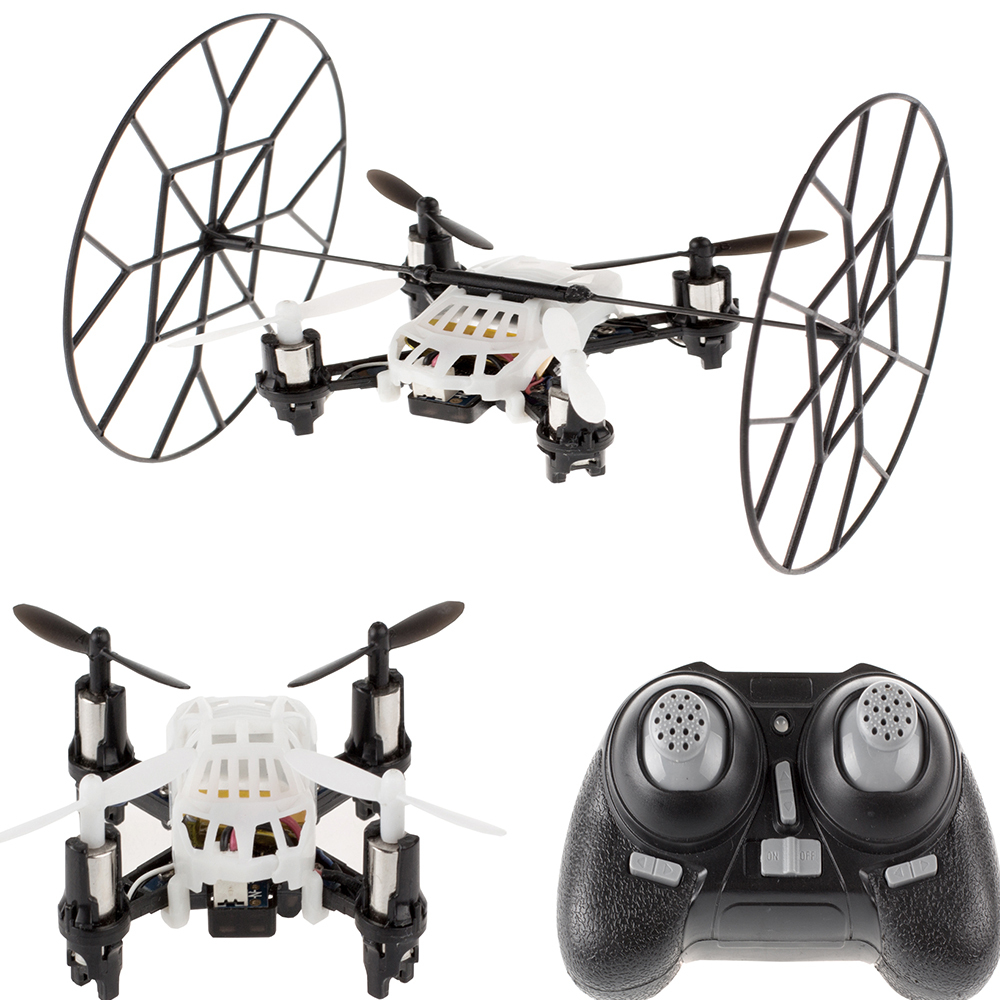 Nano Quad Rotor Helicopter Remote Control Plane Mini Model RC Aircraft Shatter Resistant Drones Toys For Children Free Shipping(China (Mainland))