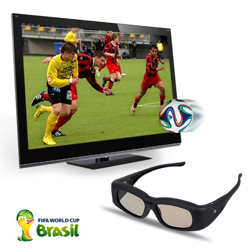 2015 New Arrival Google Cardboard Bluetooth Active Shutter Rechargeable 3D Glasses For LG/Sony/Panasonic/Sharp/Toshiba/Samsung(China (Mainland))