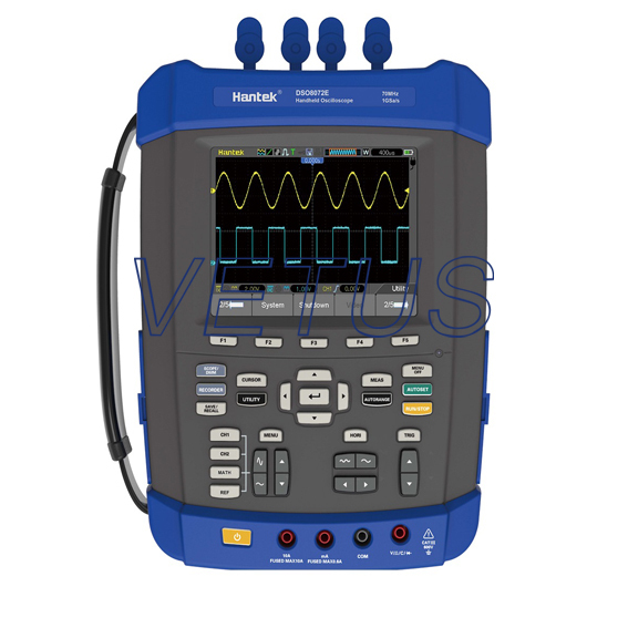 DSO8072E 70MHz 2 channel digital oscilloscope<br>
