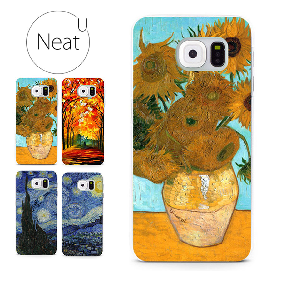 Phone Cases For Samsung Galaxy S6 G9200 Funda Caso Case New Arrive 2016 Limited Sale 3D S6 Case Van Gogh Starry Night Painting(China (Mainland))