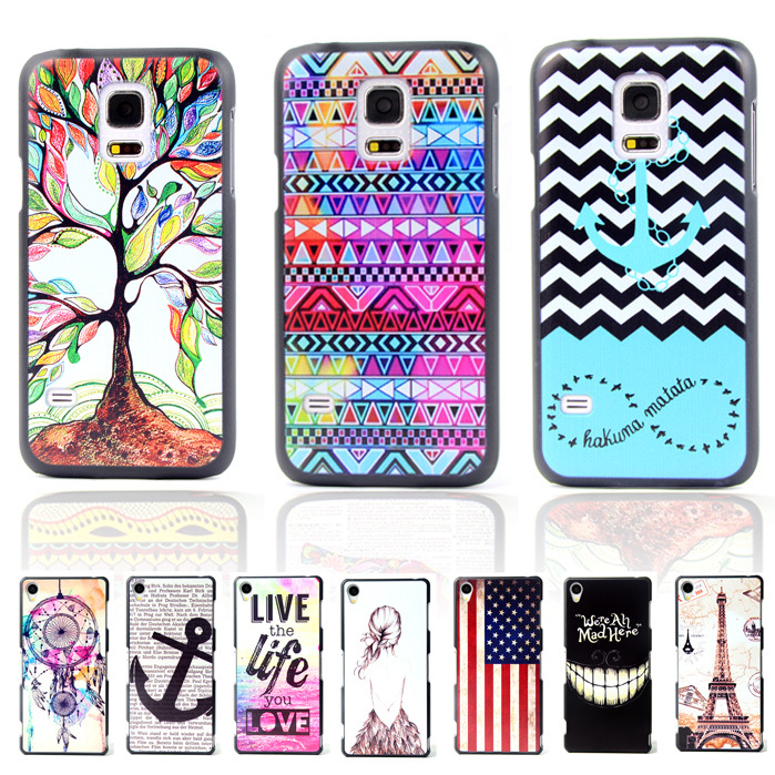 Brand UltraThin Owl Cartoon Pattern Matte Hard Back Case for SAMSUNG GALAXY S5 SV I9600 G900F G900H Phone Protective Cover Bags(China (Mainland))