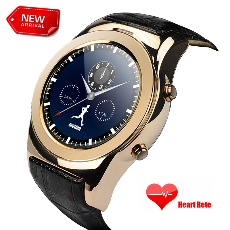2016 New Arrivel Round Smart watch A8S SmartWatch Support SIM SD Card Bluetooth WAP GPRS SMS MP3 MP4 USB For iPhone And Android(China (Mainland))