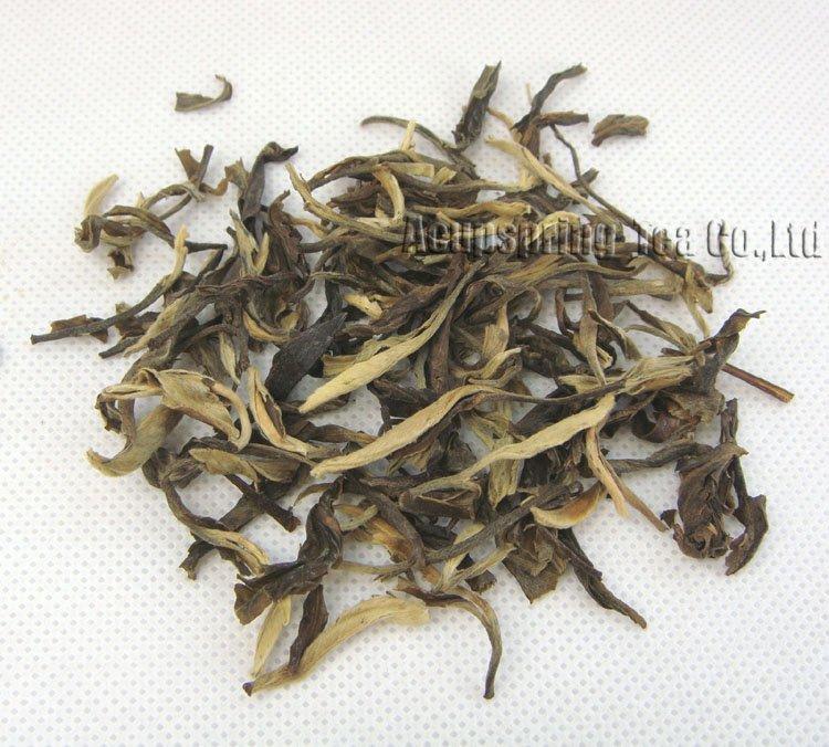 250g White Peony White Tea Aged Baimudan A3CBS02 Free Shipping