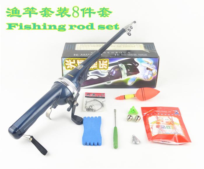 Guangwei sea rod sea rods fishing tackle set ice fishing rod fishing rod free shipping(China (Mainland))