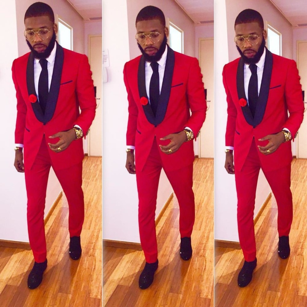 Compare Prices on Men Red Blazer and Pants- Online Shopping/Buy ...