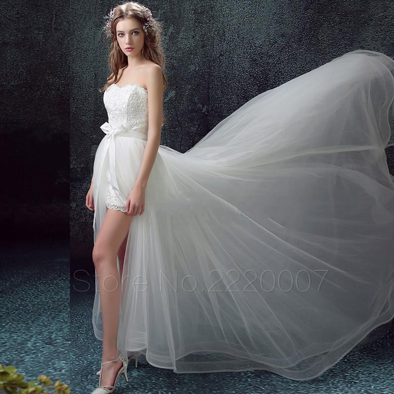 Сексуальная Милая Свадебные Платья С Плеча Развертки Поезд vestido де noiva халат де Mariage Аппликации Невесты Платья