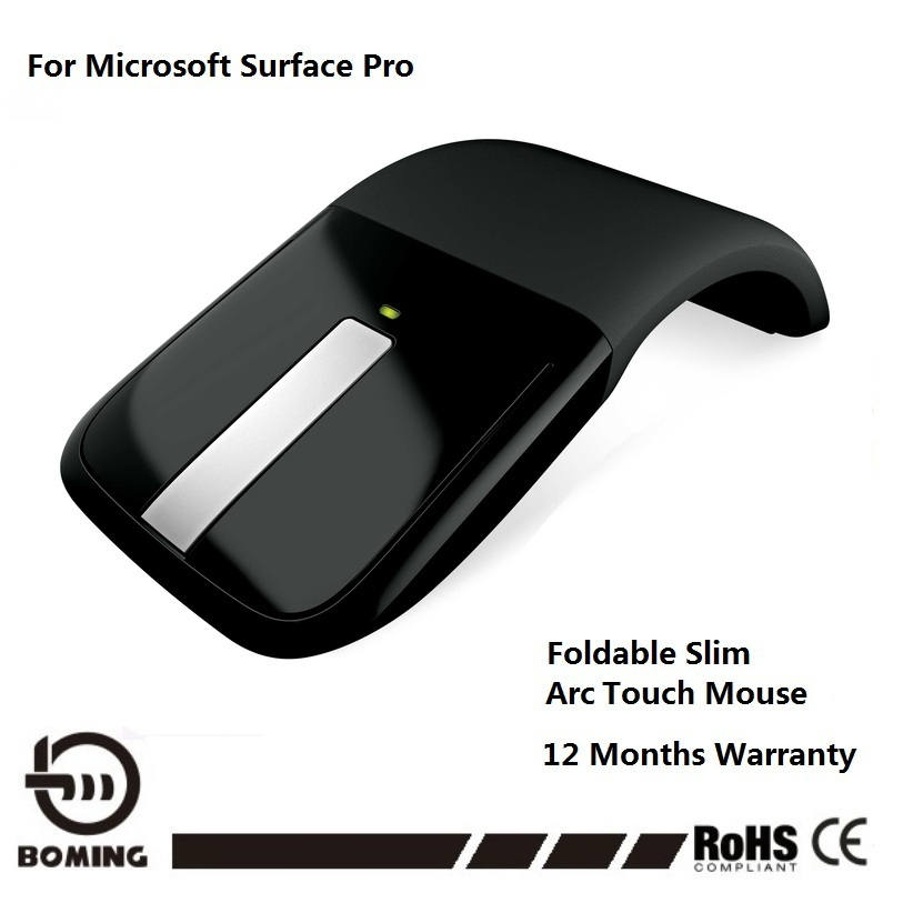 Buy 1 Free 1 Wireless Mouse For Microsoft Arc Touch 3D Finger Computer Mouse 2.4Ghz Wireless Mouse For PC & Laptop Free Shipping(China (Mainland))