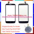 For Alcatel One Touch POP C9 OT7047 7047 7047D Touch Screen Digitizer Sensor Panel Black White