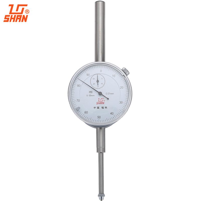 0-30/0.01mm  reloj comparador dial indicator dial gauge table of measures micrometer bore gauge