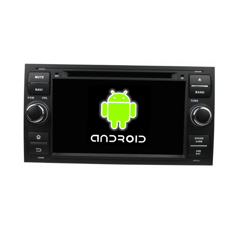 ROM 16G Quad Core 1024*600 Android 5.1.1 Fit Ford Fusion S-MAX C-MAX Fiesta Form Connect Car DVD Player GPS Radio navigation(China (Mainland))