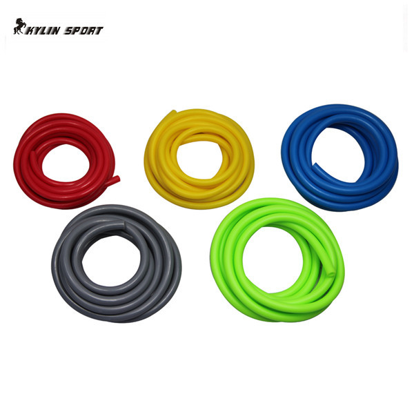 Qi multifunctional pull rope thickening overstretches elastic rope tension device chestexpander training set(China (Mainland))