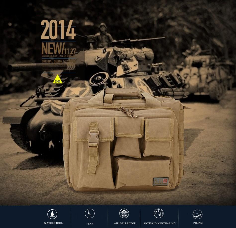 Men'S Travel Bags Shoulder Bags Molle Outdoor Sport  Rucksack Laptop